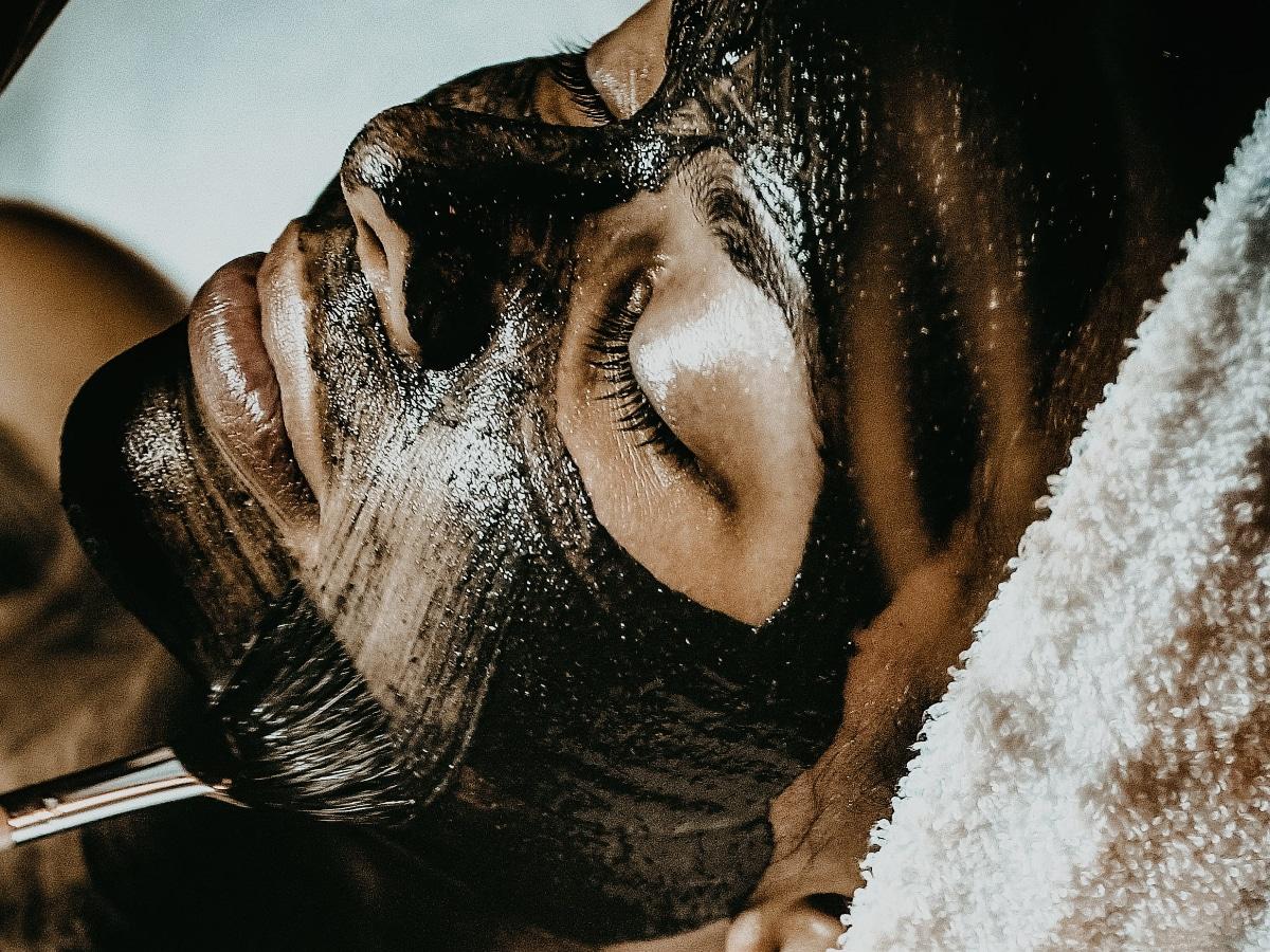 cuidado facial exfoliantes
