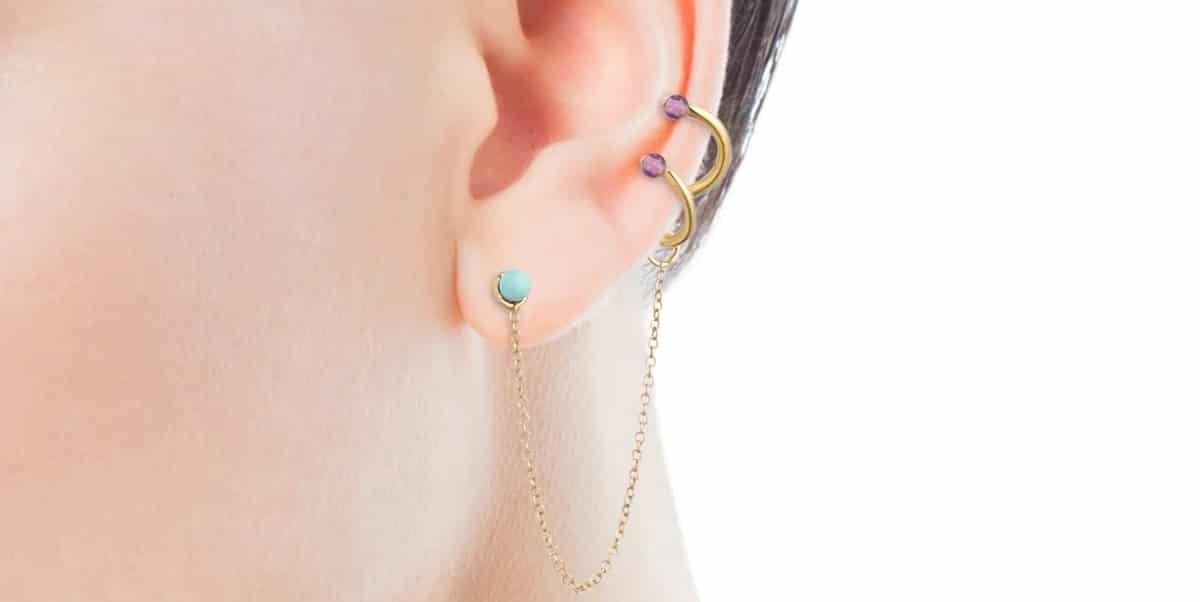 ear cuff tous