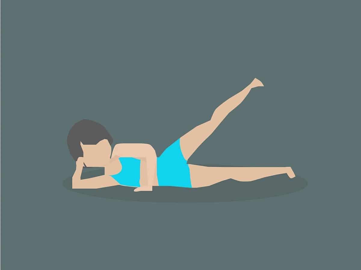 ejercicio lateral piernas