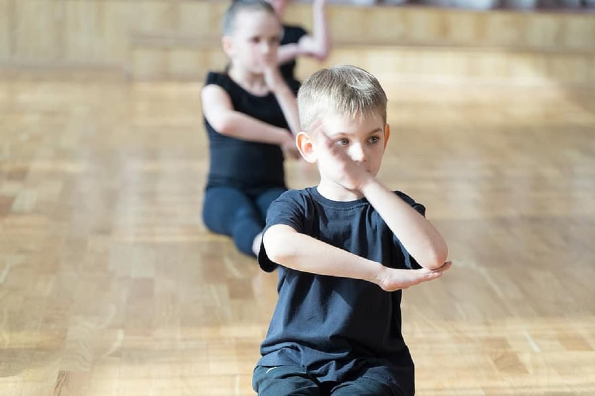 ejercicios deporte infancia