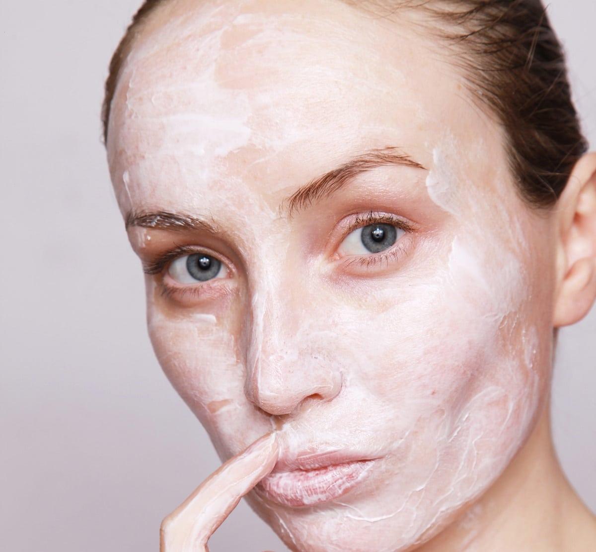 exfoliantes faciales caseros