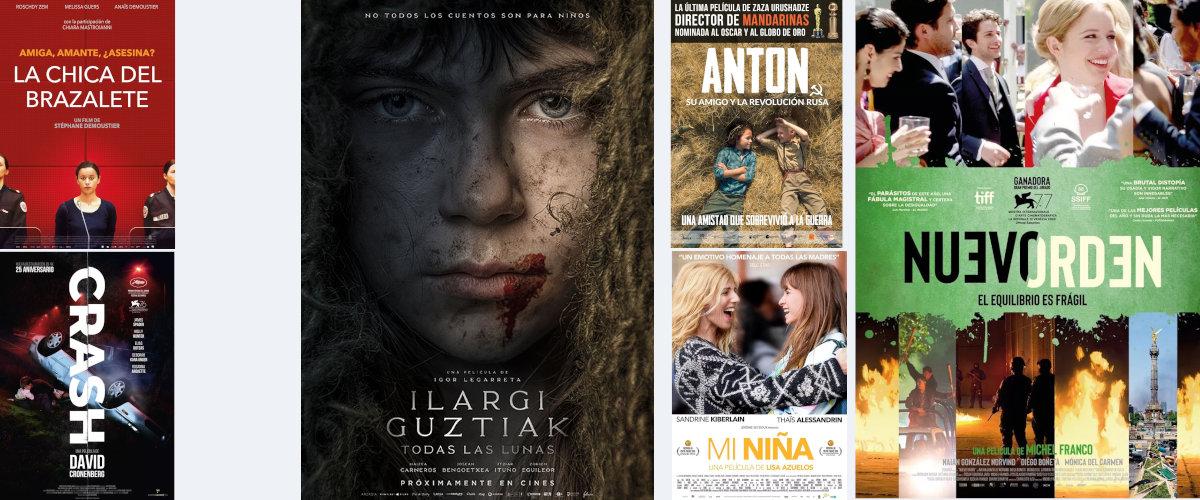 Películas estrenos