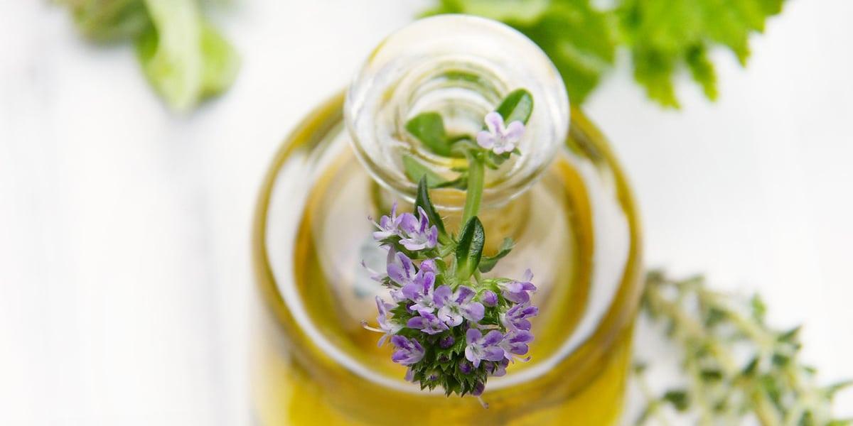Aceite natural para la piel