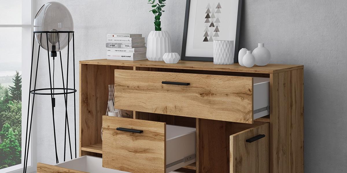 Aparador en madera