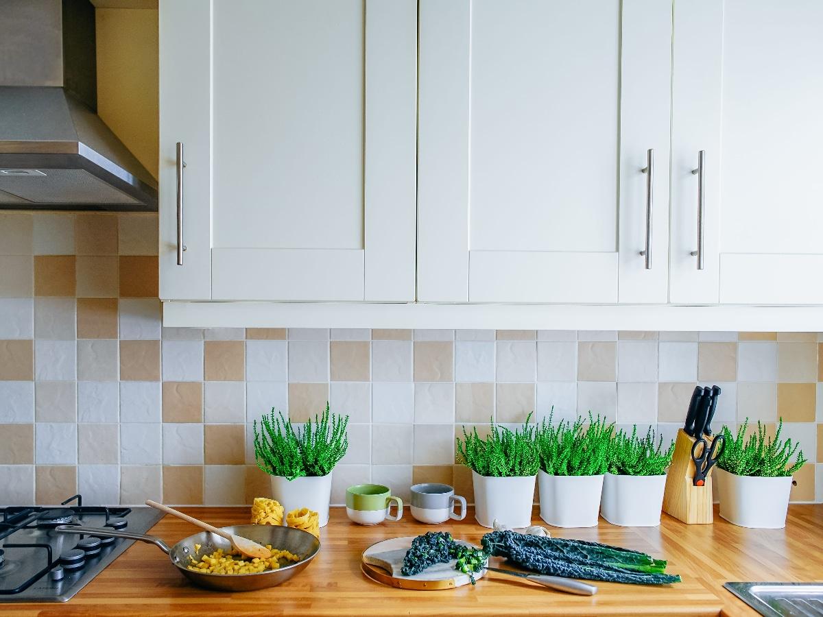 azulejos combinados cocina
