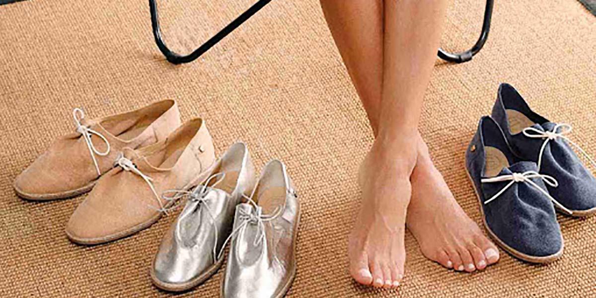 Elegir el calzado