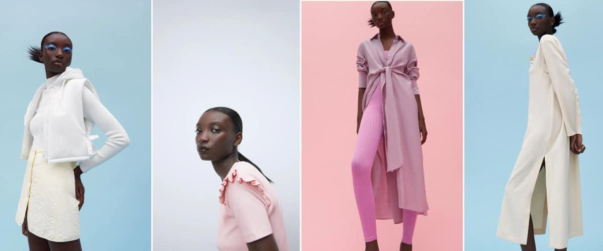Moda Zara SS21