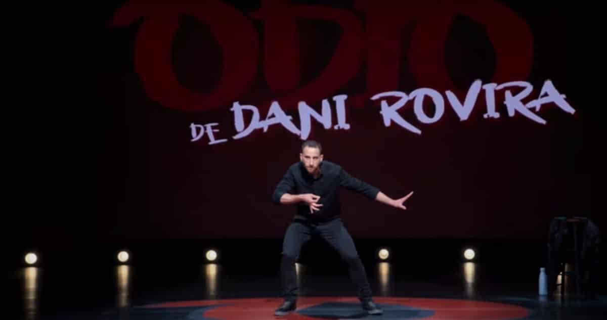 Monólogo Dani Rovira