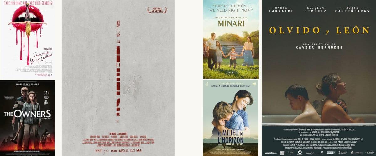 Estrenos de cine en marzo