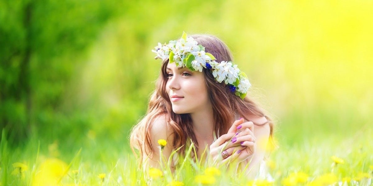 Primavera belleza
