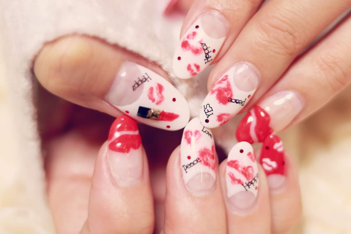 Diseños uñas acrílicas