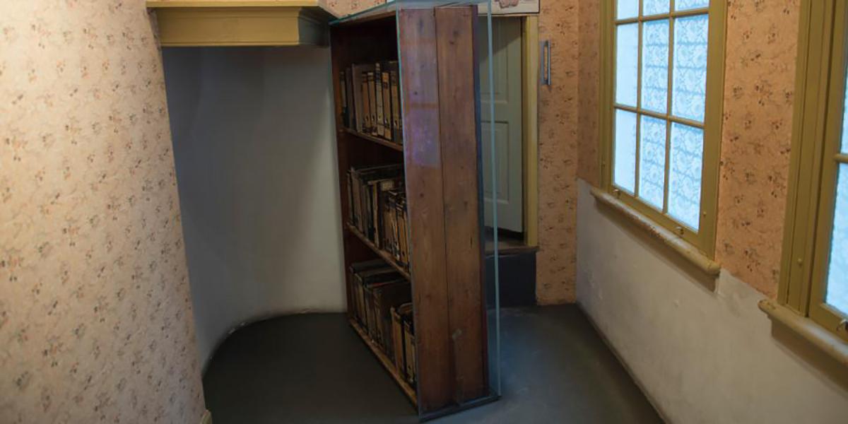 Qué ver en el museo de Ana frank