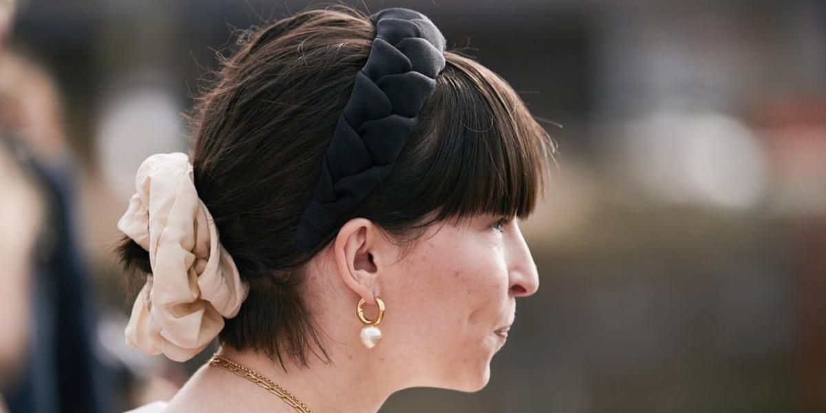 Utilizar accesorios en el pelo