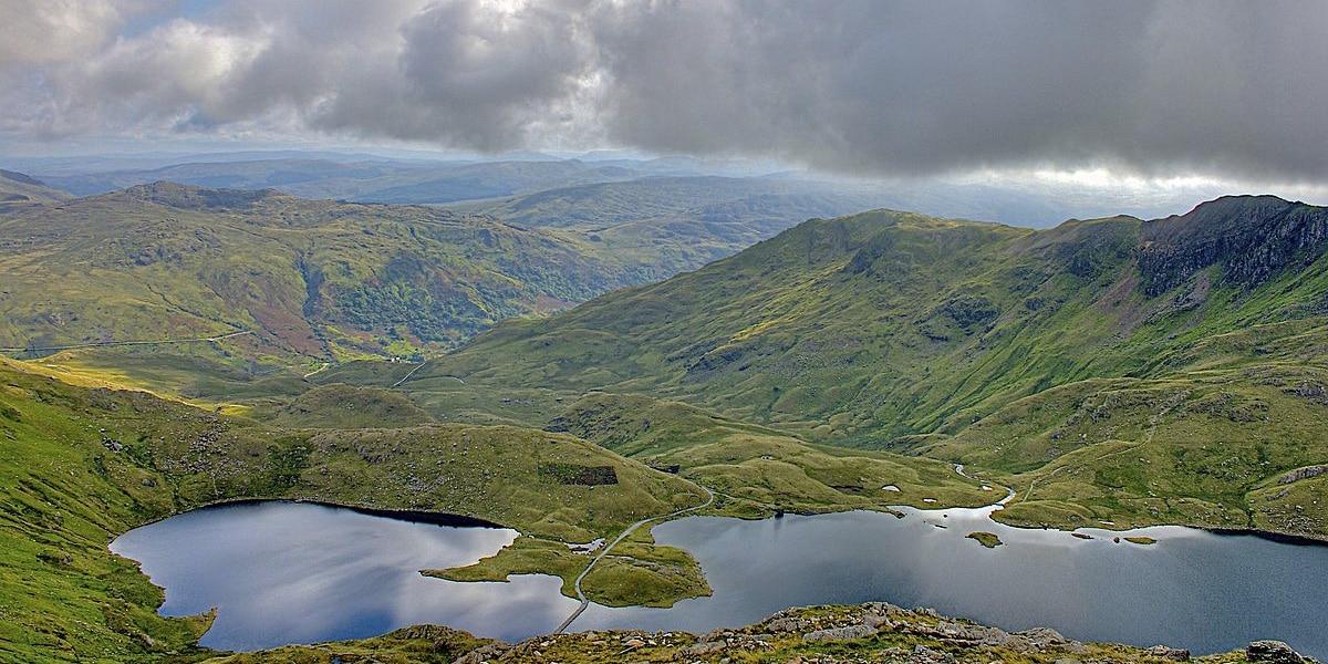 Parque natural de Snowdonia