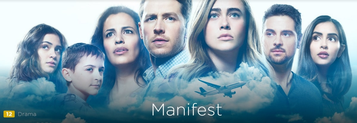 Serie Manifest en HBO