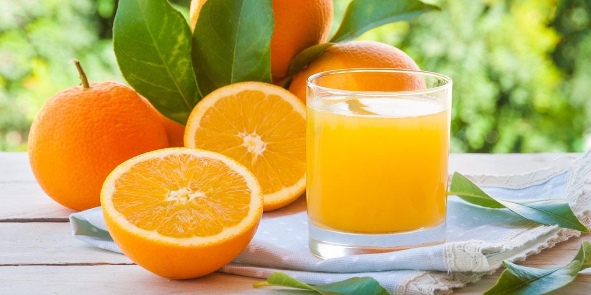Vitamina c para una piel más joven