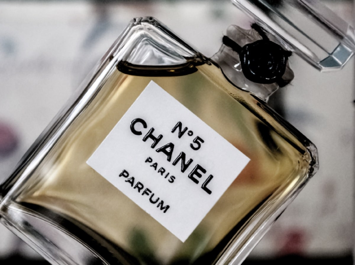 Perfume más vendido Chanel nº 5
