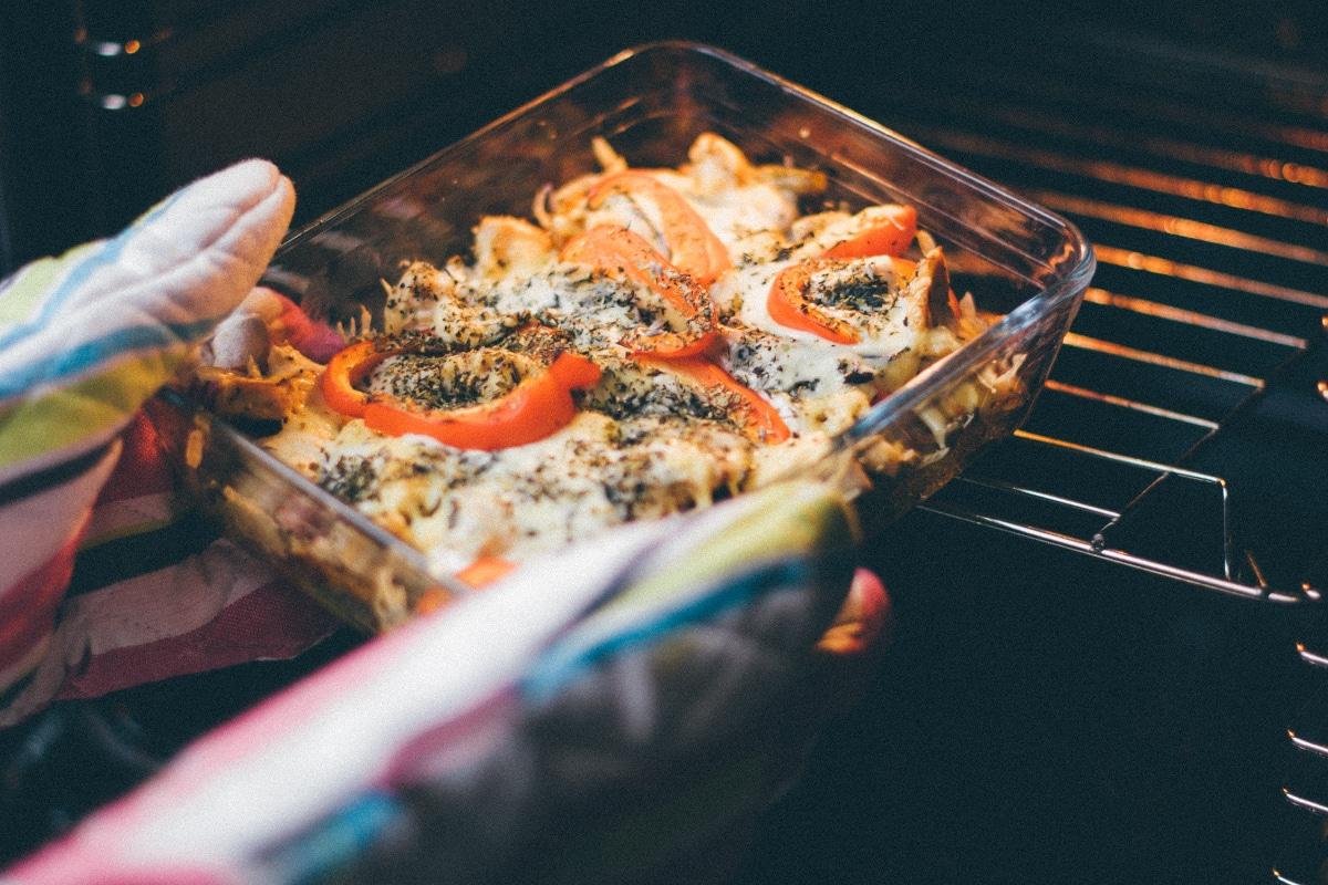 Recetas en hornos sobremesa
