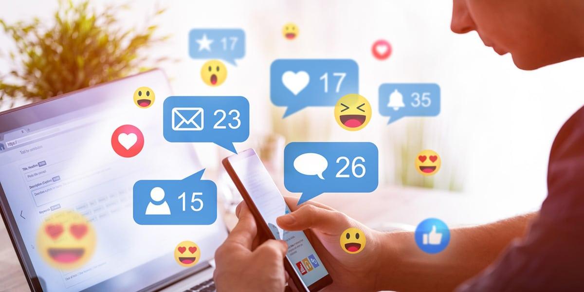 Utilizar las redes sociales