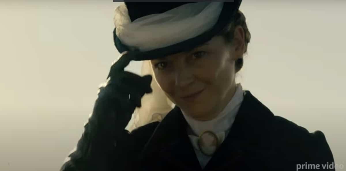 Leonor Watling protagonista de la serie Templanza