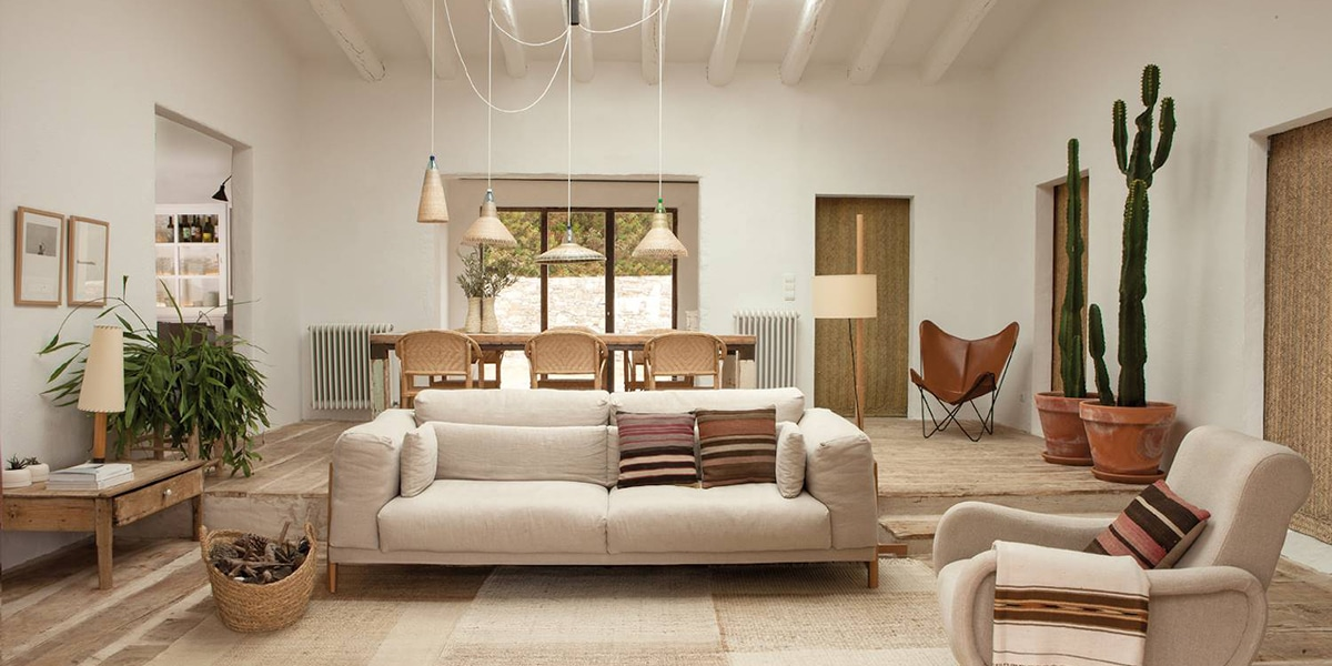 Decora tu hogar con tonos neutros