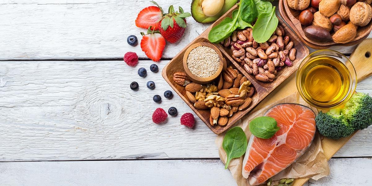 Realizar una dieta equilibrada