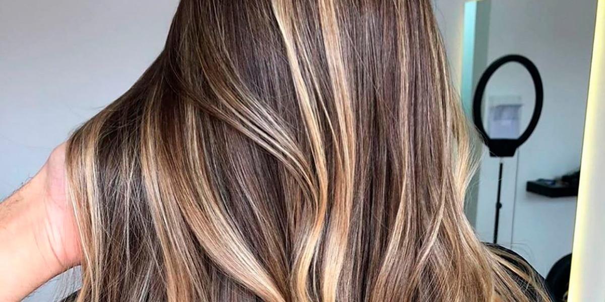 Cuidados del cabello con mechas