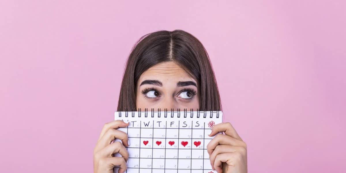 Ciclo menstrual irregular y sus causas