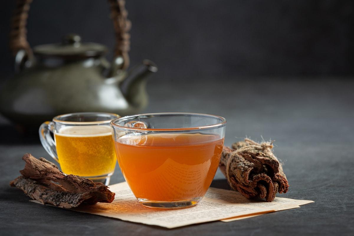 El té de frángula es perfecto para evitar el estreñimiento.