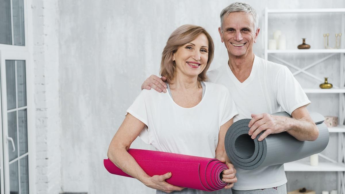 Mejores ejercicios para la atritis.