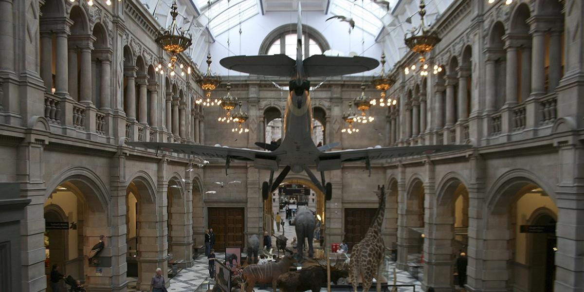 Museos de Glasgow