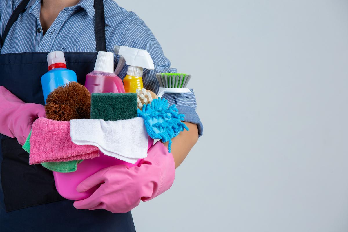 Estos son los mejores productos de limpieza.