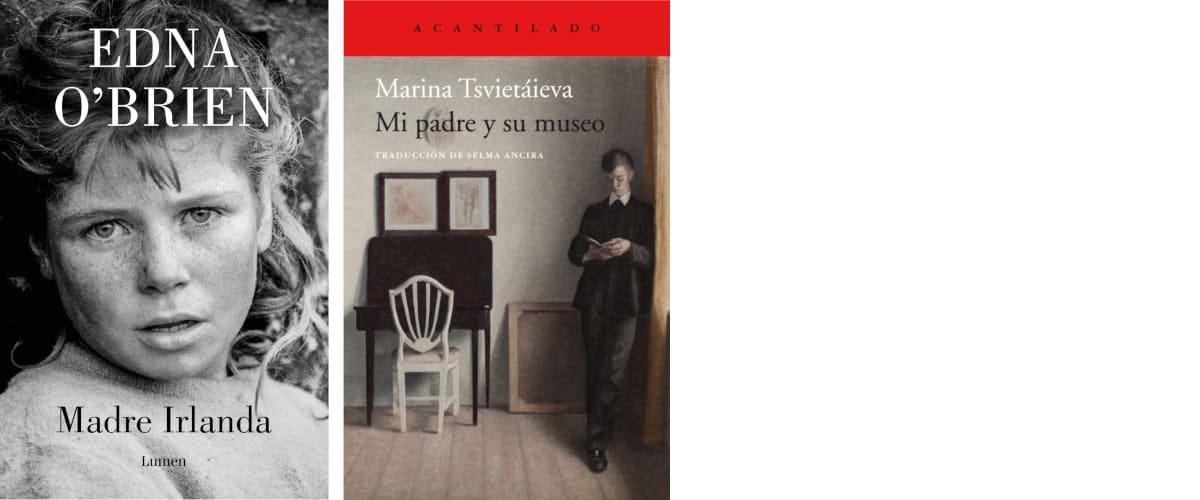 Novedades literarias: biografías