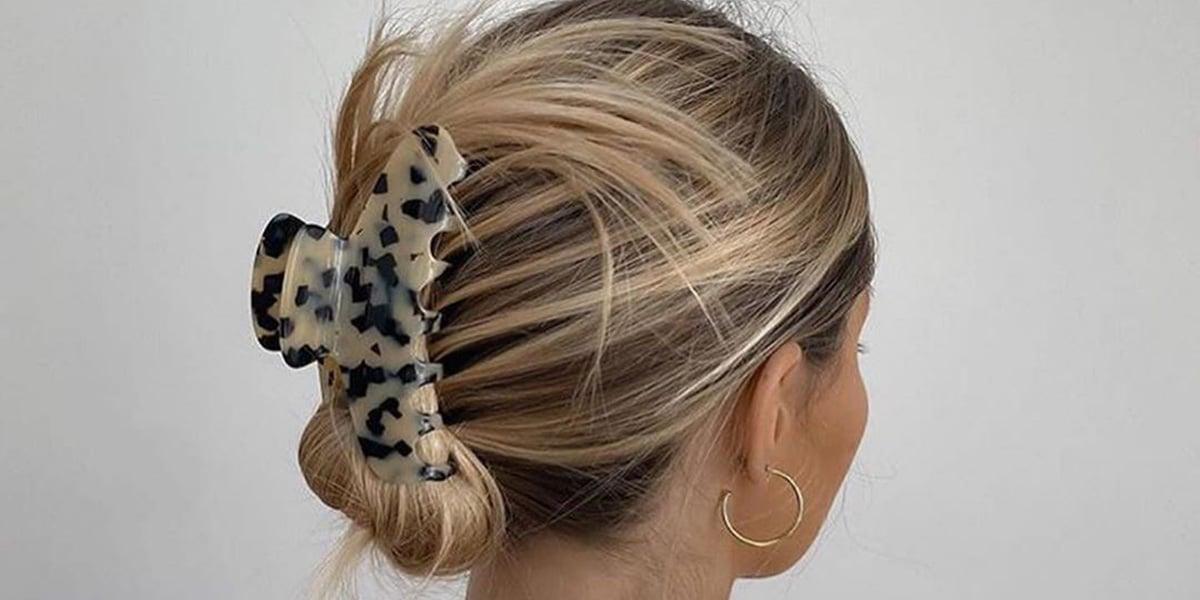Pinzas en el cabello