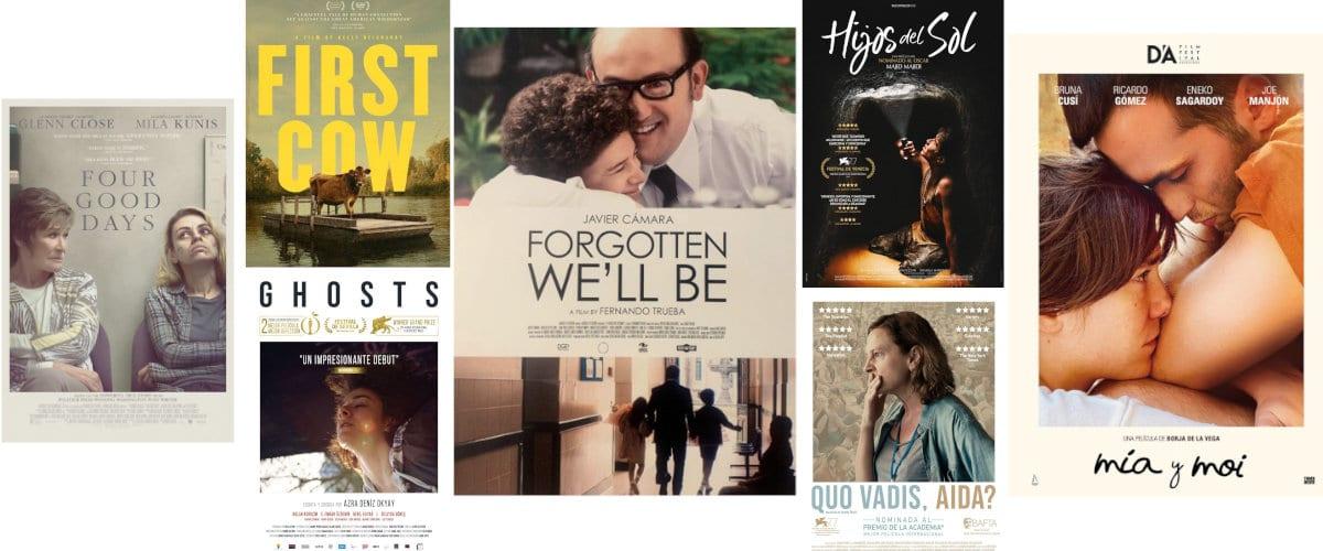 Películas que se estrenan en mayo
