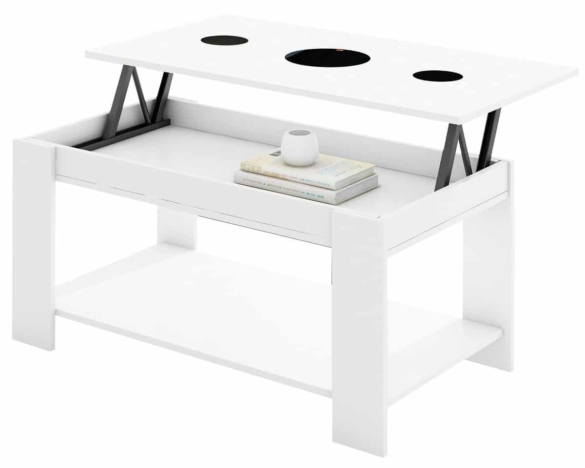 Por qué decorar con mesas de centro elevables