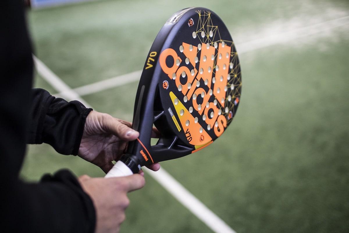 Las mejores raquetas en pádel.