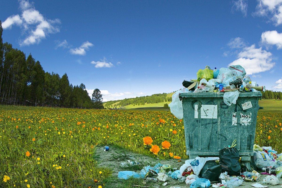 La importancia de reciclar.