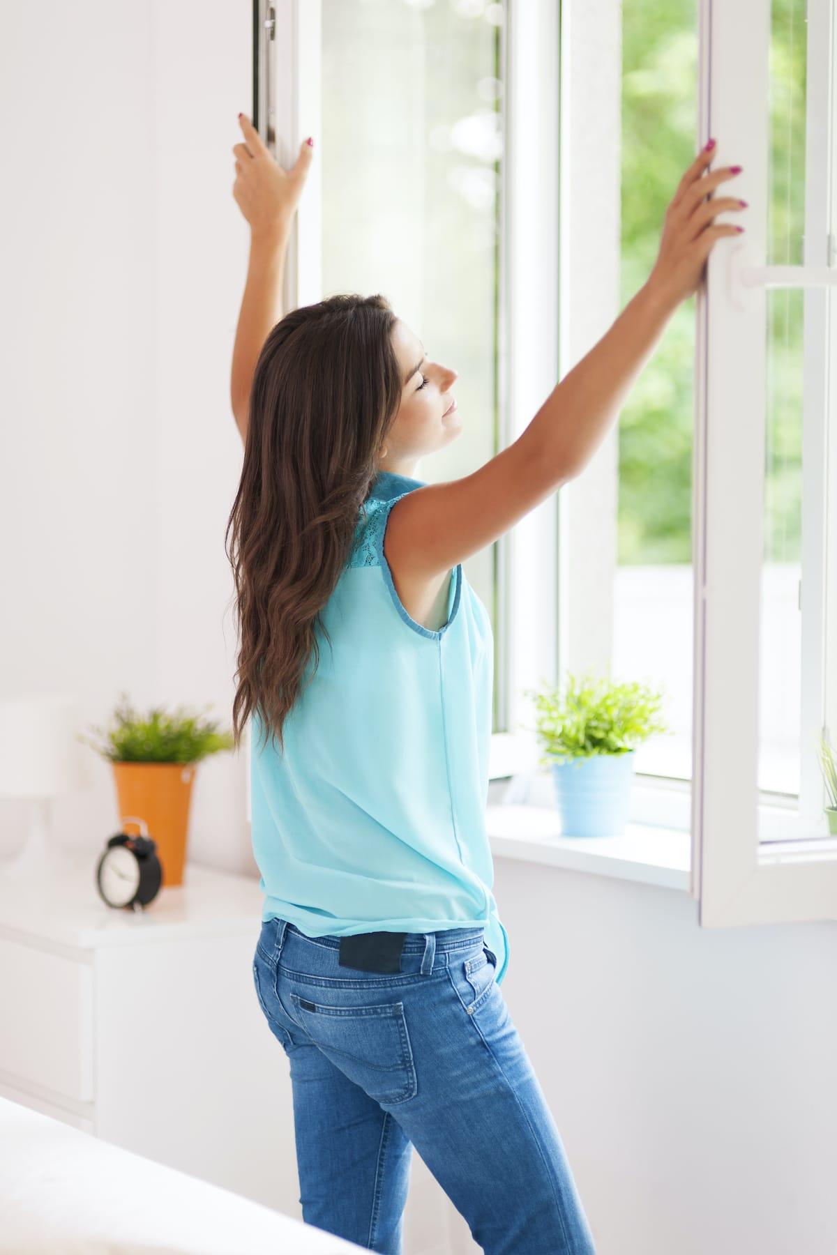 Ventilar es muy importante para el hogar.