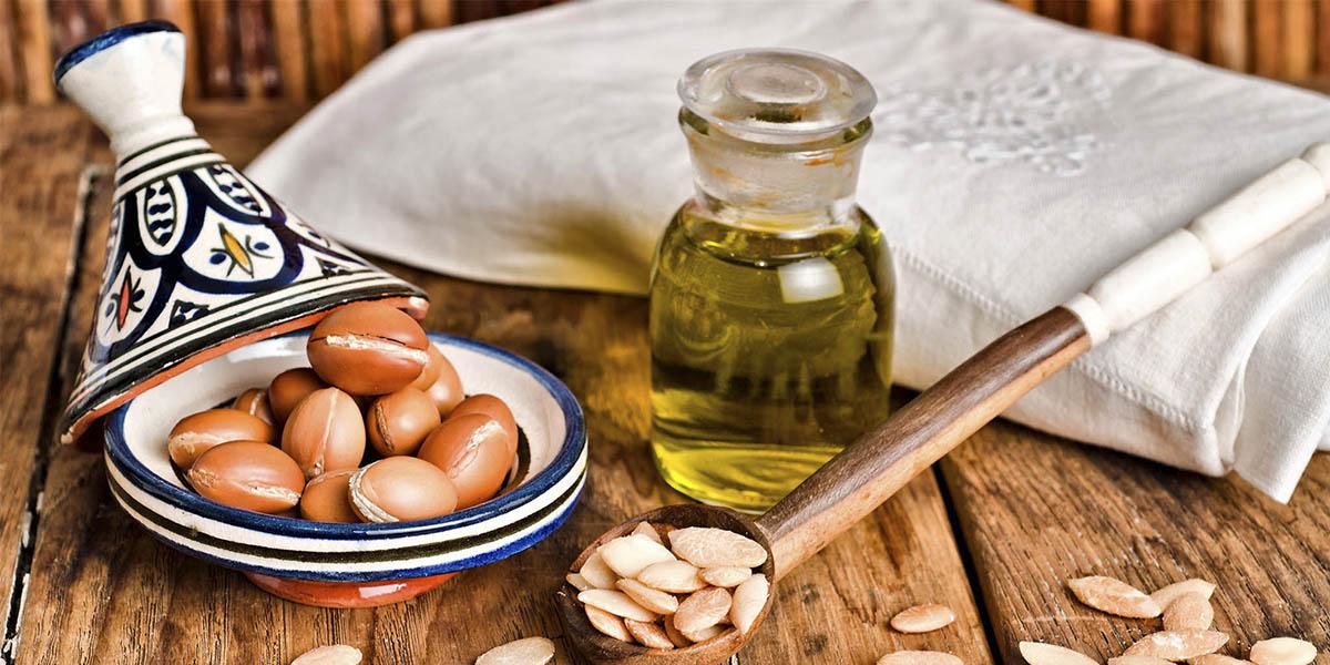 Cuidados con el aceite de argán