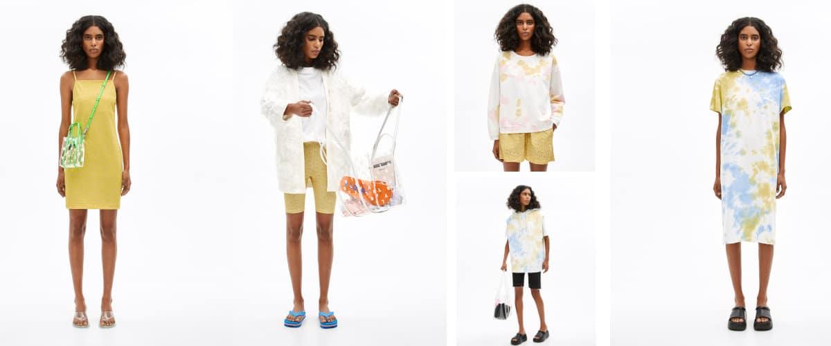 colección Beachwear de Bimba y Lola