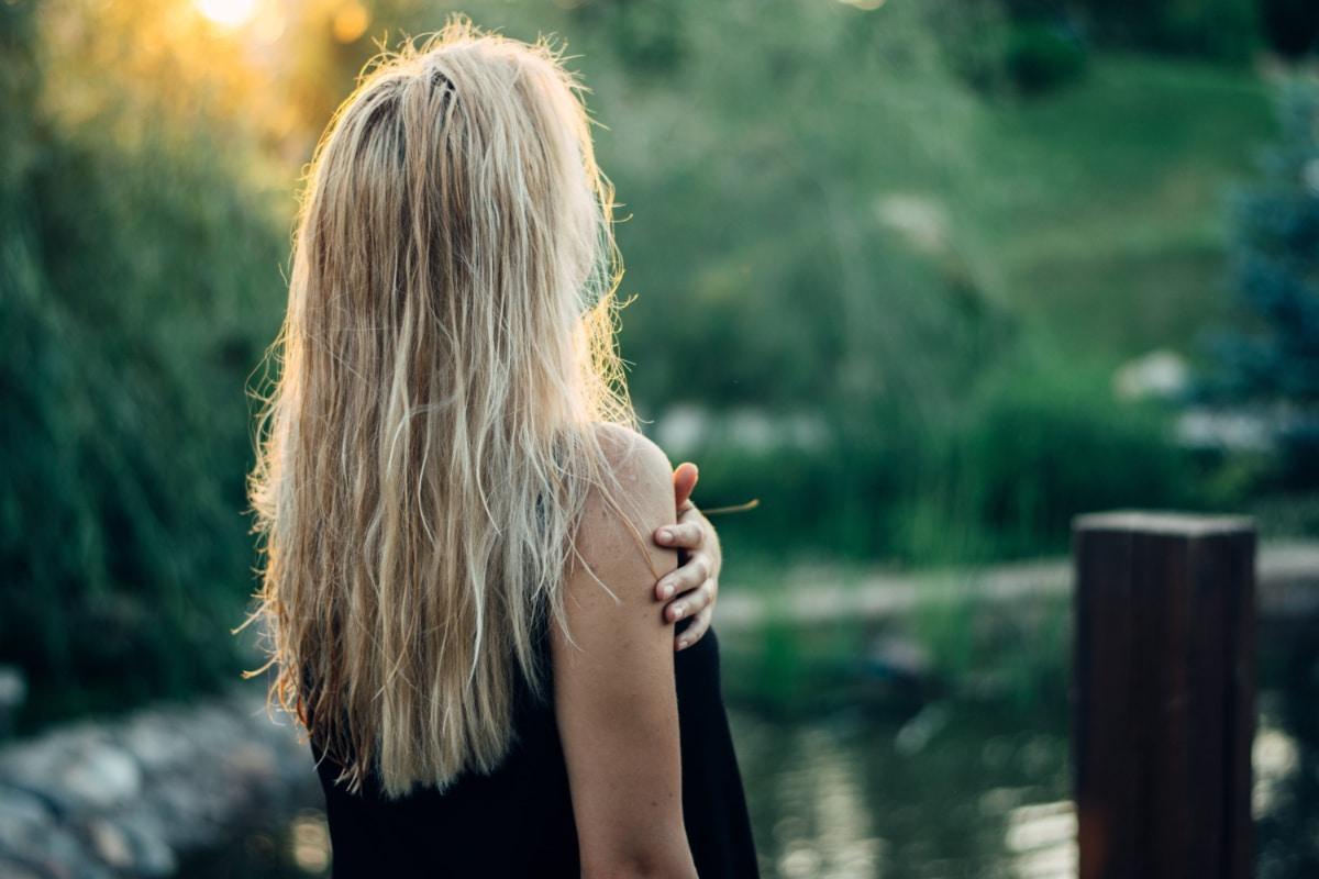 Cómo recuperar el pelo dañado