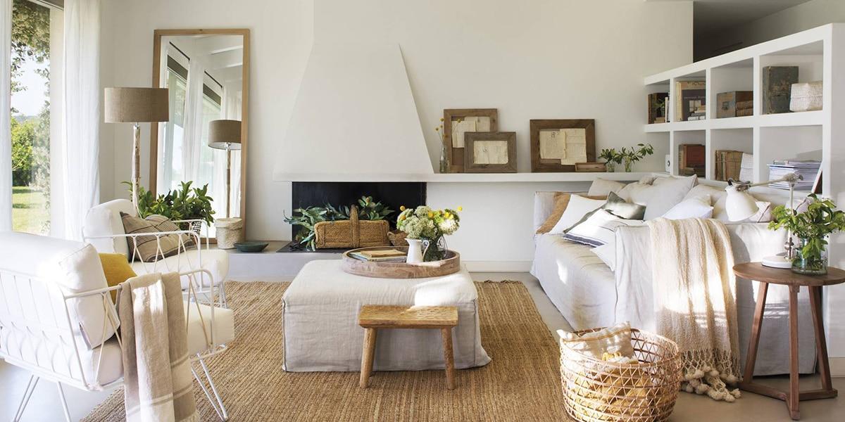 Elementos decorativos en el hogar