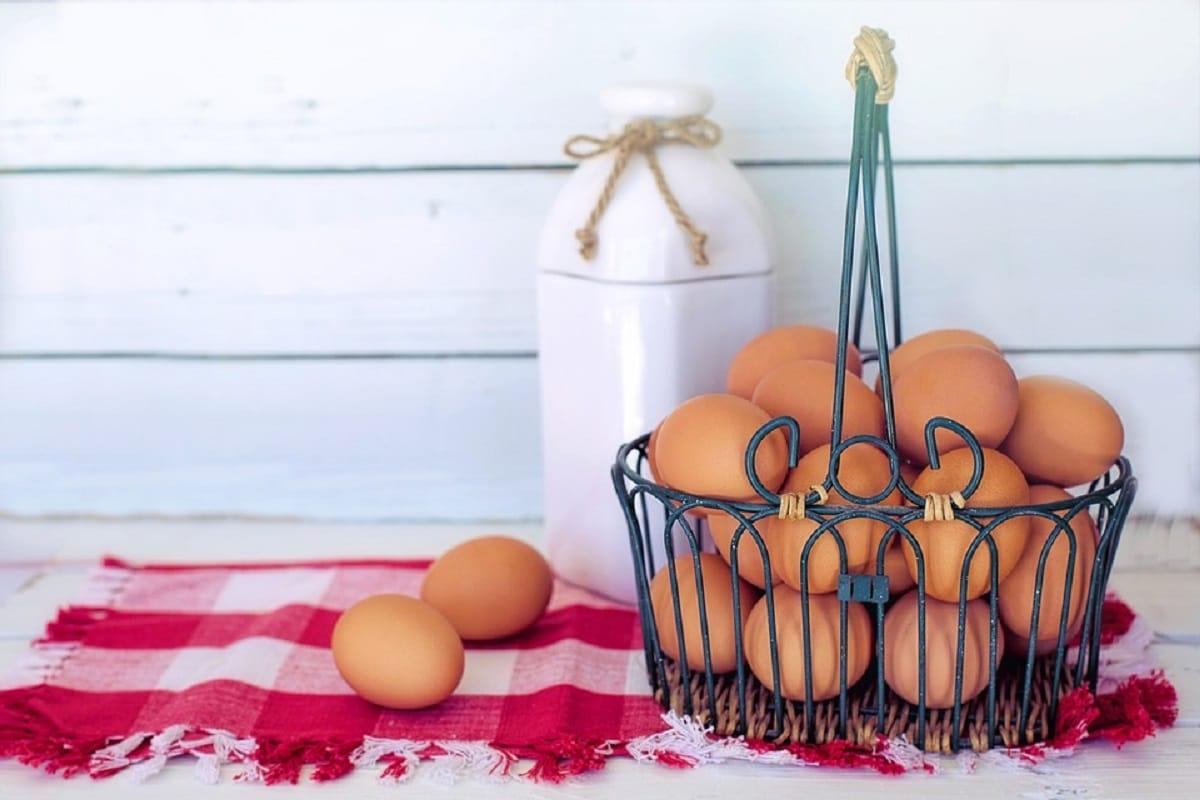 Huevos para la cena