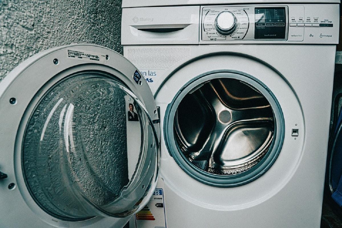 Limpiar la lavadora paso a paso
