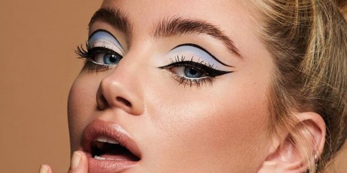 Eyeliner dramático