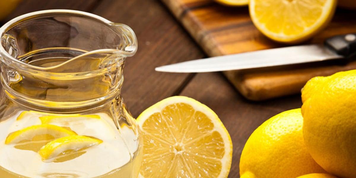 Mascarilla con limón para piel grasa