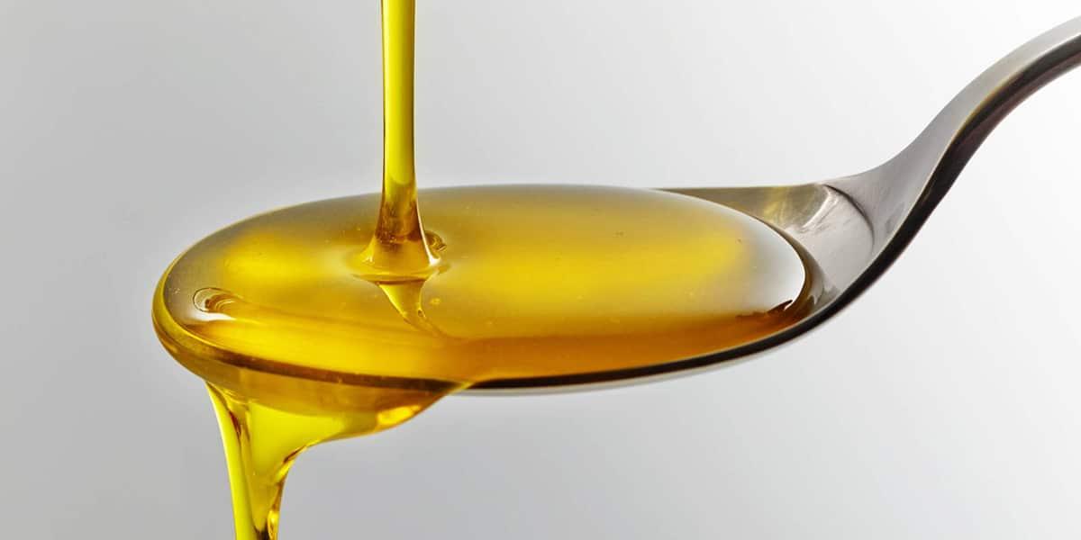 Mascarilla con aceite de oliva