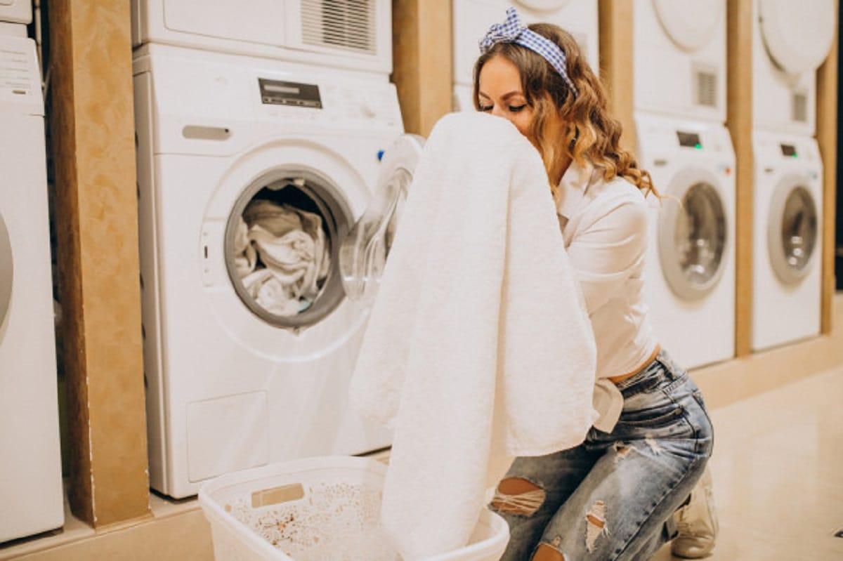 Desinfectar la ropa con vinagre blanco