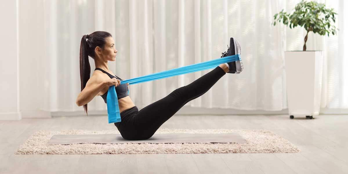 Cómo hacer pilates
